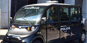 Va. Police Gets EV for Response at Public Events