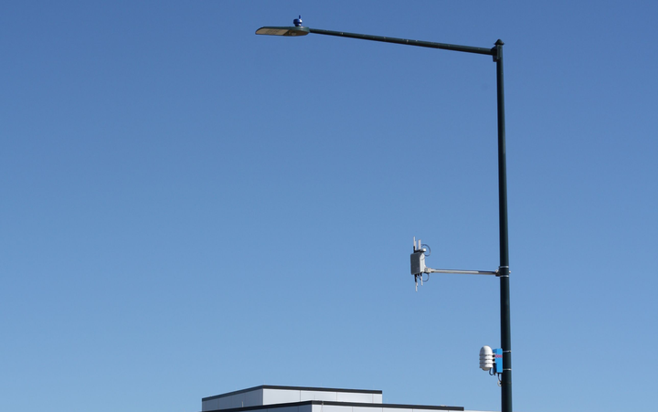 One hundred roadside V2X connected devices will be installed in Colorado.