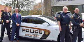 Police Tesla Performed Well in Field Testing