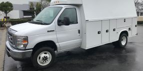 California City Adds Battery-Electric Utility Truck