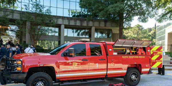Rapid Response Vehicles Lower Ga. County's Fleet Maintenance Costs