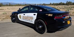 Ore. Sheriff Turns to Black & White Patrol Cars