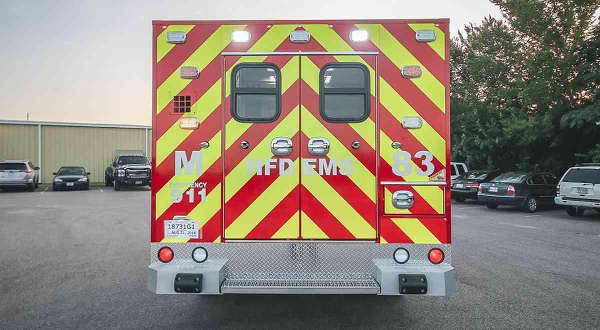 Houston Adds Ambulances to Fire Fleet