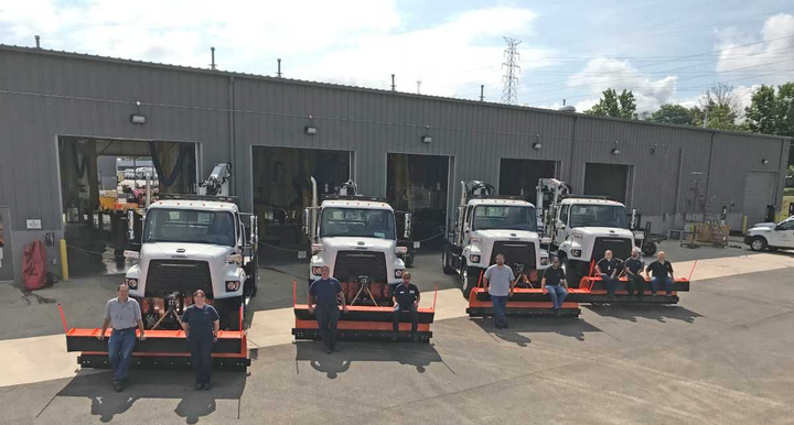 The City of Knoxville is adding 54 new vehicles to its fleet.  - Photo via City of Knoxville
