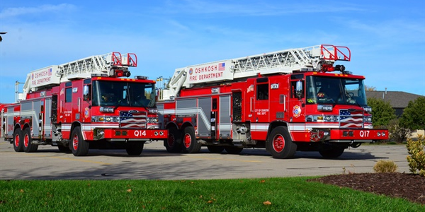 Pierce Manufacturing is recalling non-Ascendant firefighting vehicles, including the 2016...