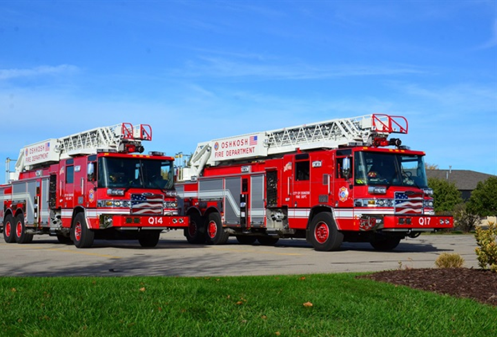 Pierce Manufacturing is recalling non-Ascendant firefighting vehicles, including the 2016 Quantum (pictured). A potential 886 units may be affected by this recall.