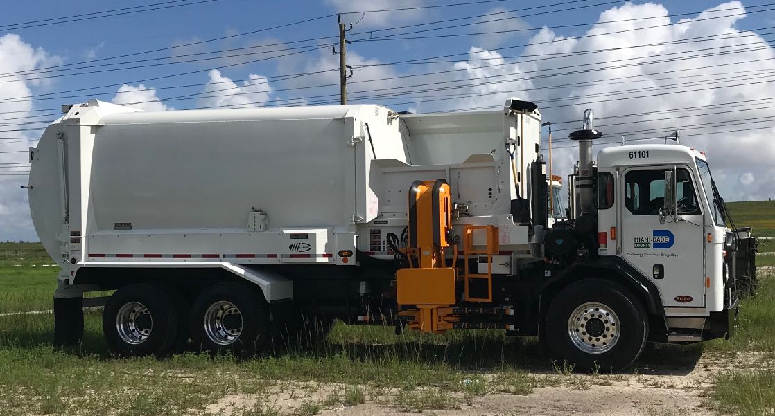 Fla. County Invests $22M in Refuse Vehicles