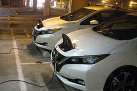 New Jersey City University Adds Electric Vehicles