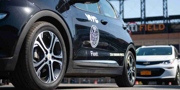 New York City has been gradually increasing its electric vehicle fleet.