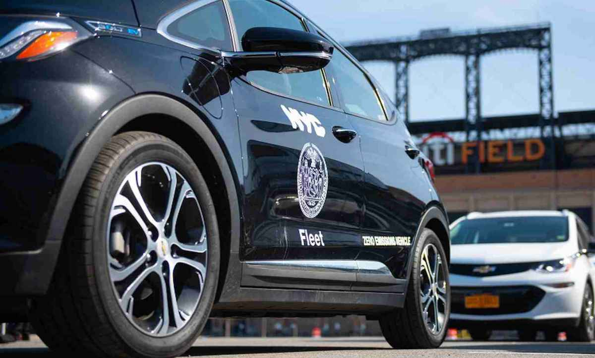 NYC to Have 100% EV Fleet by 2040