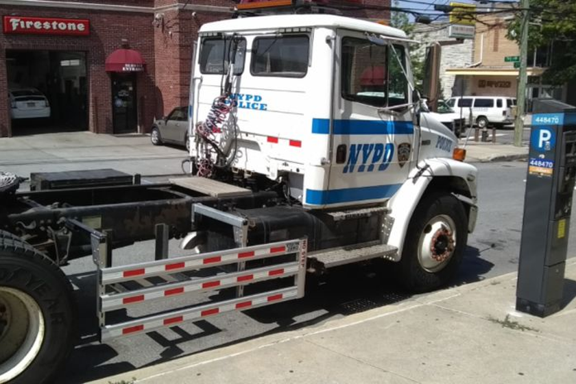 NYC Adds 2,000th Sideguard to Trucks