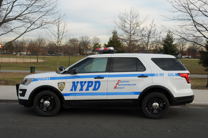 Pictured is a standardFord Utility Interceptor used for patrol.  - Photo courtesy of NYPD