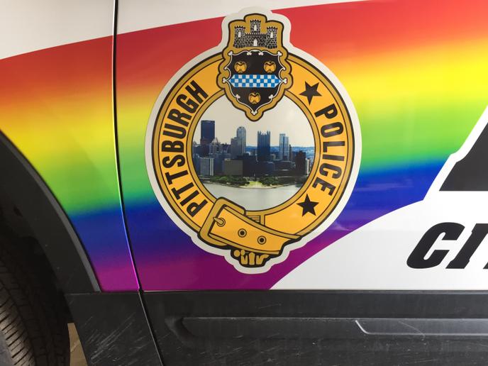 - Photo courtesy of Pittsburgh Bureau of Police