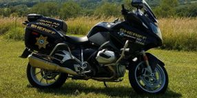 New Motorcycle Unit a Success for Neb. Sheriff