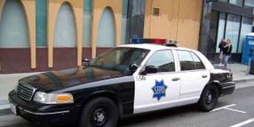 San Francisco May Equip Police Cars with Telematics
