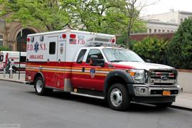 NYC Ambulances Feature Idle Reduction Technology