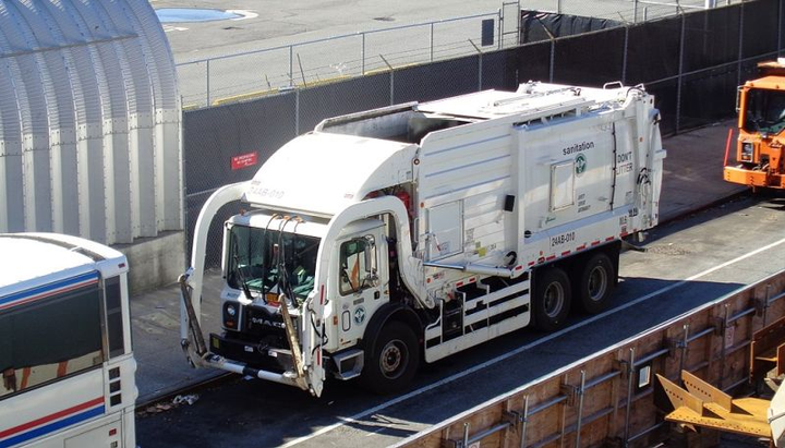 The New York City Council Progressive Caucus' plan suggests departments using compressed natural gas, such as the Department of Sanitation, could easily make the switch to renewable natural gas.