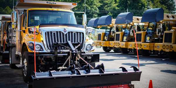 West Virginia Adds 280 Pieces of Road Equipment