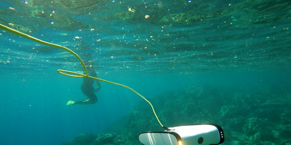 Fla. Fire Department Adds Underwater Drones
