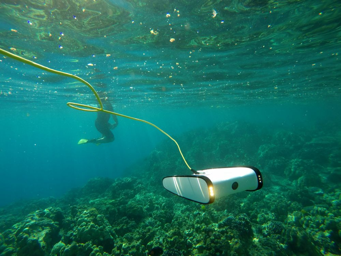 - Photo courtesy of OpenROV