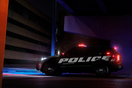 Ford Releases Pursuit-Rated Police Interceptor Utility Hybrid