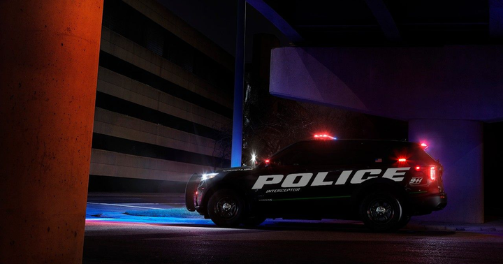 Ford revealed its all-new Police Interceptor Utility hybrid vehicle.