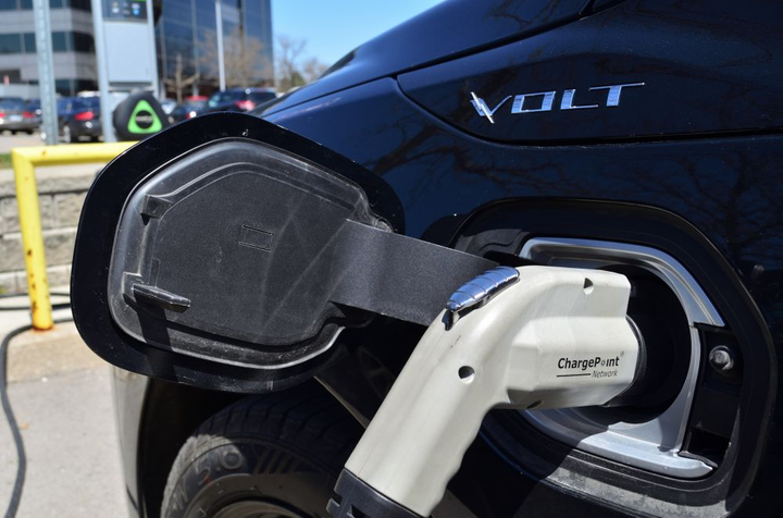 The State of Washington is urging its agencies and local governments to switch to electric vehicles.  - Photo viaOpen Grid Scheduler / Grid Engine/Flickr