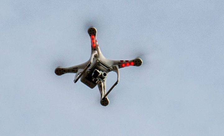 Drones are being used by a growing number of agencies.