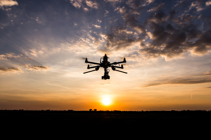 NFPA's new guidance was developed with input from public safety agencies with drone programs.  - Photo courtesy of Depositphotos
