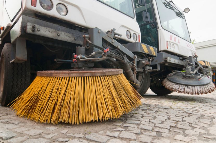 The City of Worcester already has telematics installed on its street sweepers.