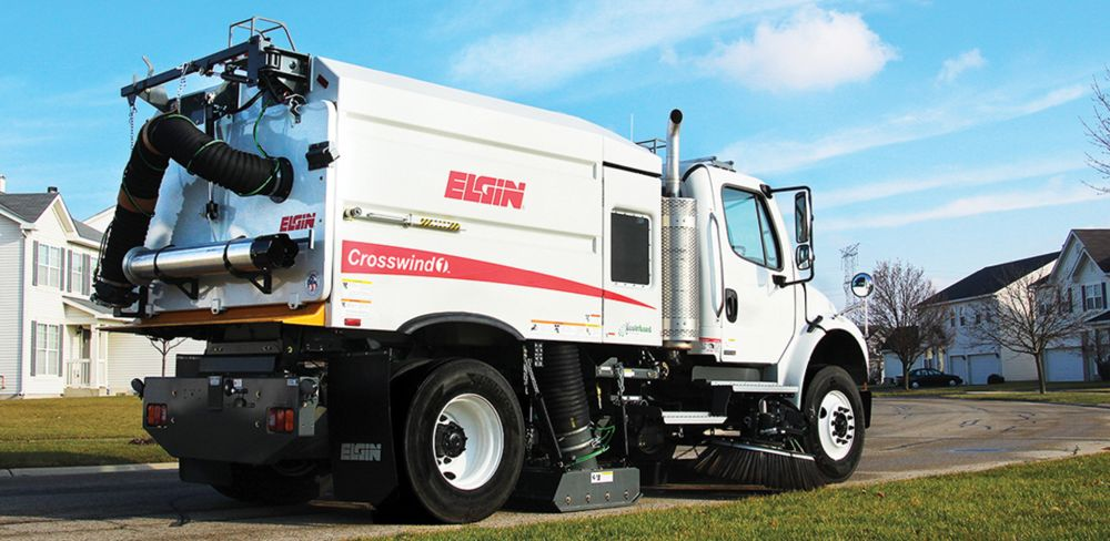 Elgin Recalls 1,200 Sweepers