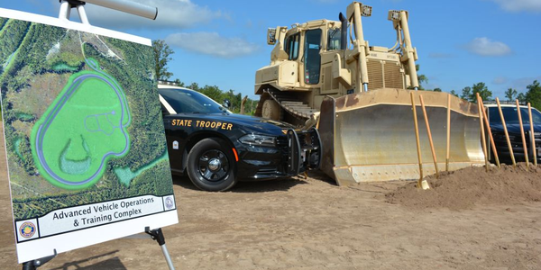 Fla. Highway Patrol Building Vehicle Training Complex
