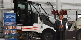 Minn. City Updates Trucks, Equipment with Environmentally Friendly Models