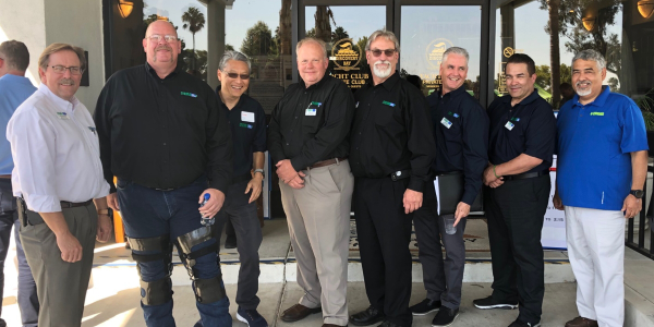 The MEMA NorCal board, which organized the event, consists of (l-r) David Worthington,...