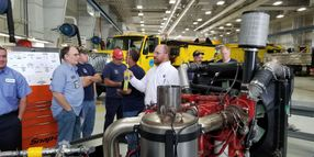 MEMA Ohio Hosts Free CNG Training for Technicians