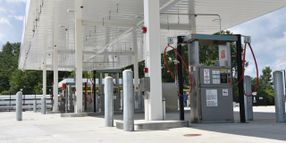 Columbus Opens Fourth $7.8M CNG Fueling Station