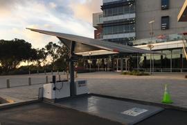 Calif. Public Fleets Purchasing Solar EV Chargers
