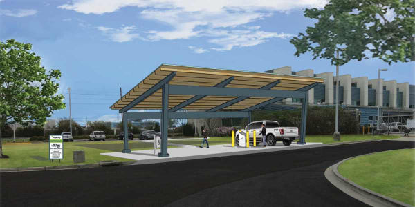 Ingevity Unveils Low-Pressure Adsorbed Natural Gas Fueling Station