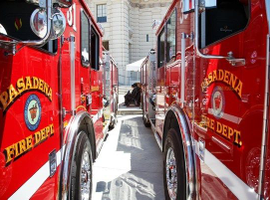 Pasadena Fire Department is using renewable diesel in its fire trucks.