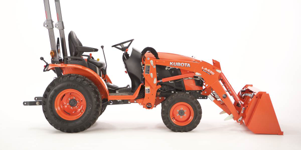 Kubota and Titan Form Exclusivity Agreement for Goodyear R14 Crossover Tire