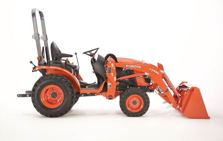 - Photo courtesy of Kubota