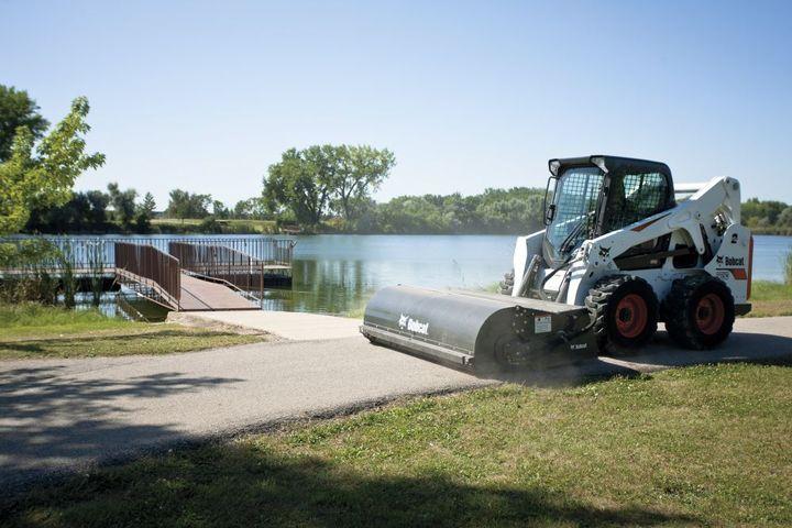 Bobcat S650 skid steer loader  - Photo courtesy of Bobcat
