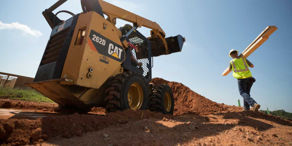 Sourcewell Awards Caterpillar Highest Score in New Heavy Equipment Contract