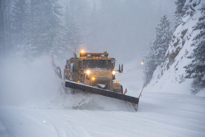 Snow and ice equipment covered by the new contracts include plows, salt spreaders, chains, and blades.  - Photo courtesy of Sourcewell