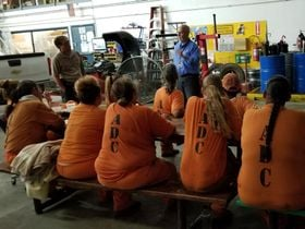 Arizona Dept. of Corrections Fleet Strives to Give Inmates a Second Chance