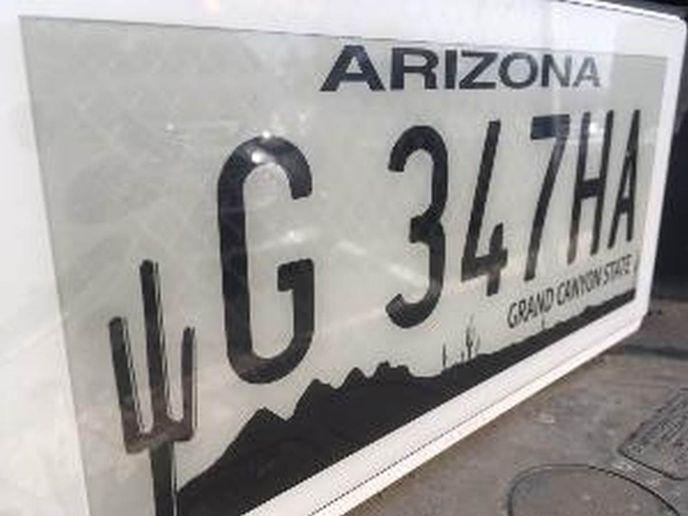 - Photo via Arizona DOT