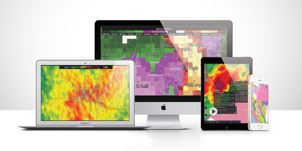 Baron's Telematics for Public Safety can generate highly accurate road weather condition data.