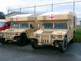 Armored Vehicles to Help Police During Natural Disasters