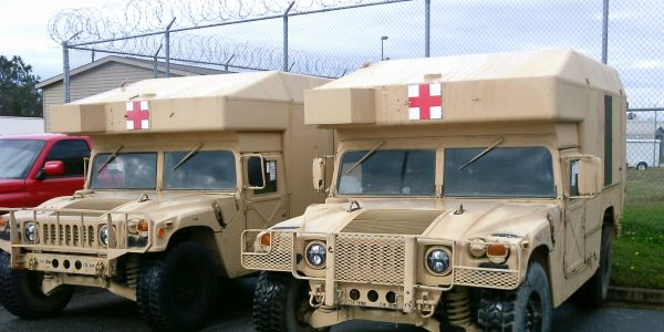 Armored Vehicles to Help Police DuringNatural Disasters