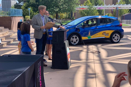 NM City to Phase Out Gasoline-Powered Fleet Vehicles